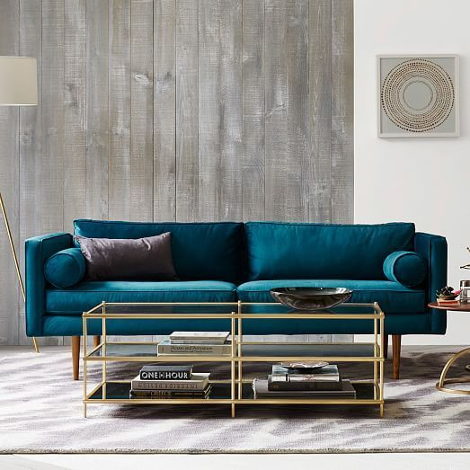 Santiago Modern Burnished Brass Drum Coffee Table: Best 25+ Brass Coffee Table Ideas Only On Pinterest