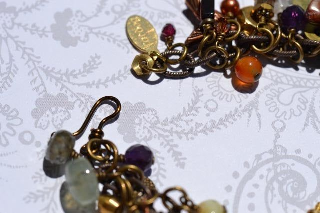 fatdog Wedding Collection Earrings BSE715 Pearl Clusters