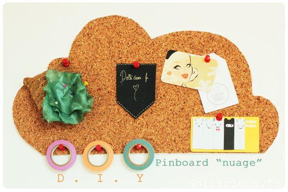 pinboard diy mood board tableau inspiration humeur liège création