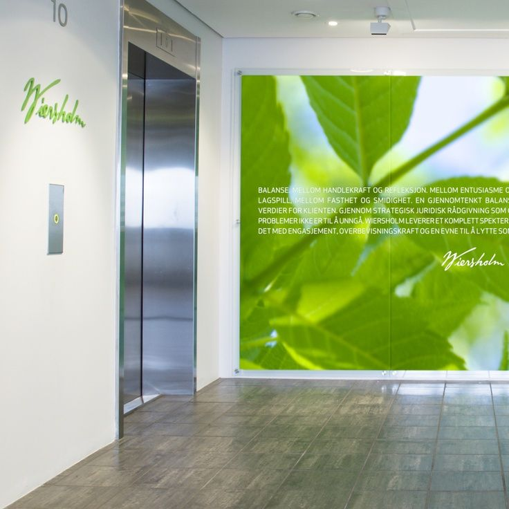 Fresh, bright graphics look great on with meeting room glass ...