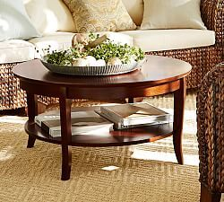 Coffee Tables, Small Coffee Tables U0026 Wood Coffee Tables   Pottery Barn