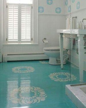 25+ best Paint concrete floors ideas on Pinterest | Painting concrete, Painting  concrete floors and Painted concrete floors