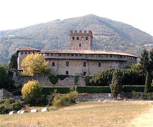 Montechiaro (fraz. di Rivergaro, castello)