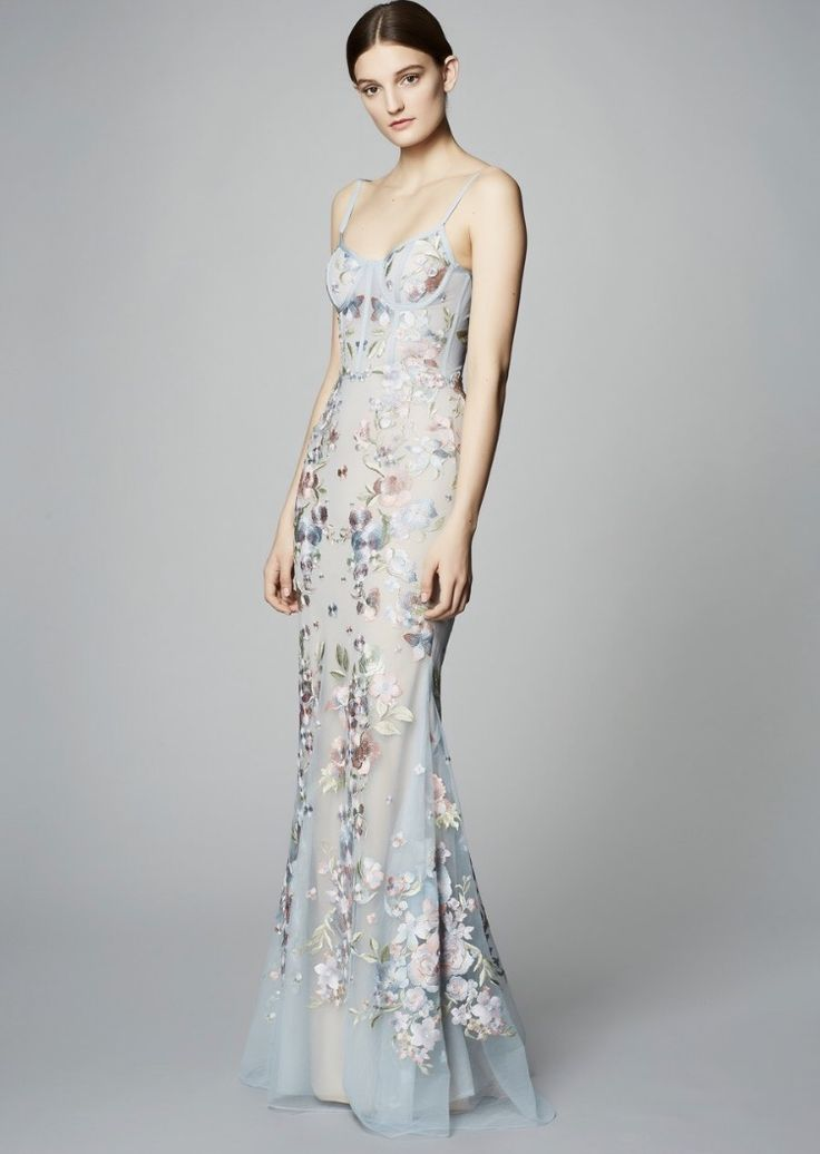 Marchesa Notte Pre-Fall 2017 Fashion Show