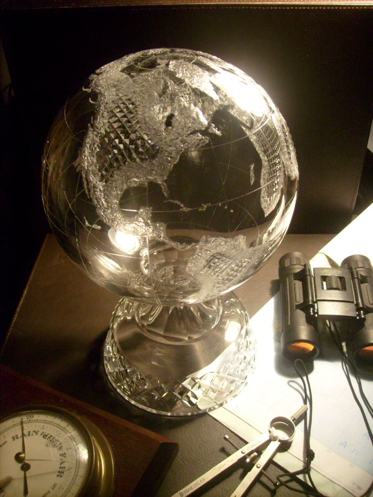Explorer globe by G.Sullivan