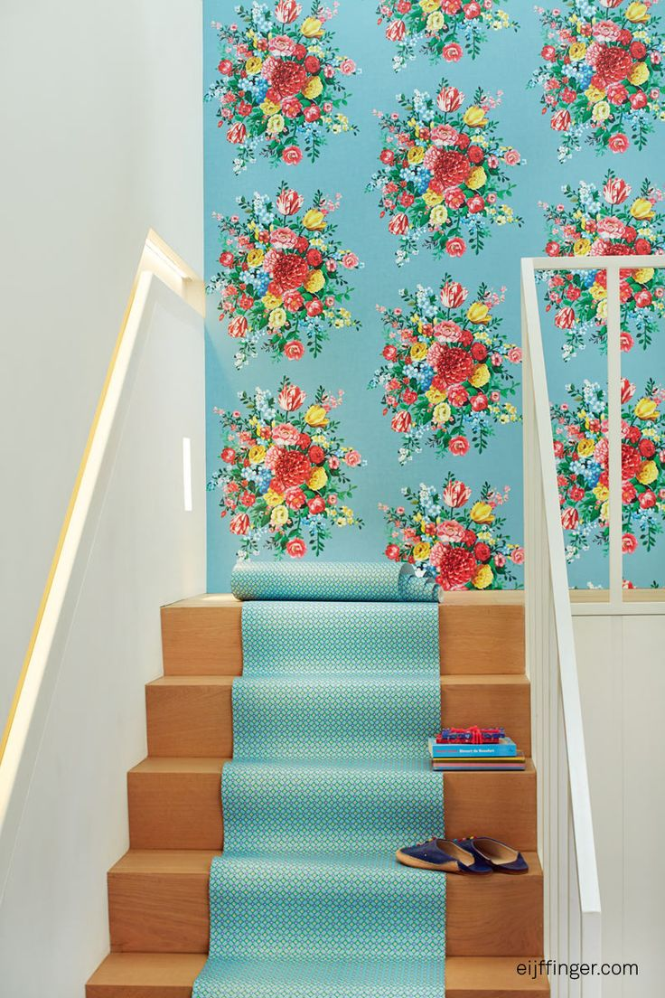 blumentapete vintage tapeten tapete mit blumen tapete pip3 pinterest tapeten vintage. Black Bedroom Furniture Sets. Home Design Ideas