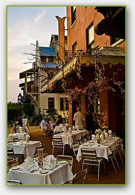 Onano Cafe - Greatest Italian food ever - Rosemary Beach, FL