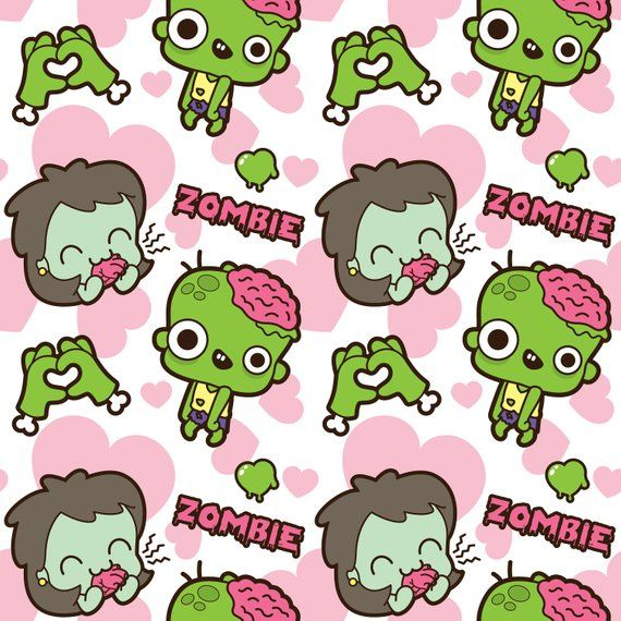 Zombie Clipart Kawaii Zombie Clipart Cute Zombie Clipart Etsy In 2021 Cute Zombie Zombie Clipart Zombie Wallpaper