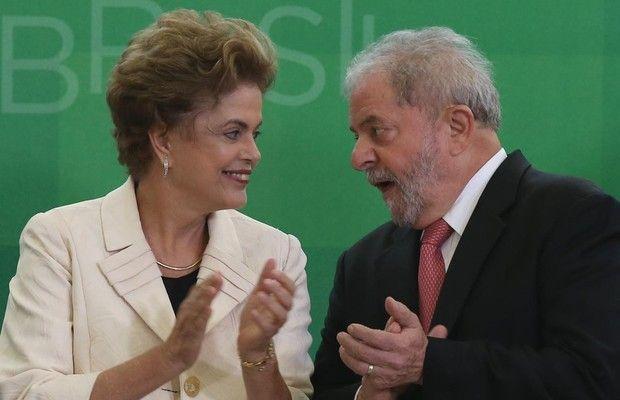 O EMPENHO: Lula assume articulações contra o impeachment