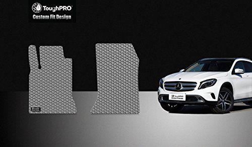 Toughpro Mercedesbenz Gla 250 Floor Mats Two Front Mats All