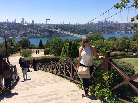 ''Istanbul is the most interesting city I ever visited, I fell in love with the Bosphorus, the Turkish cuisine and the beautiful mosques! I spent there 17 days as a participant of the AEGEE-Istanbul Summer University. <3 ''