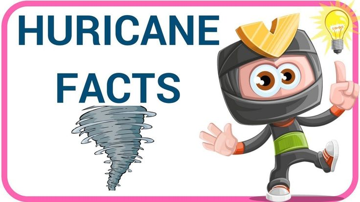 [Weather Facts  3] Hurricane Facts For Kids Cartoon Teaching English and...