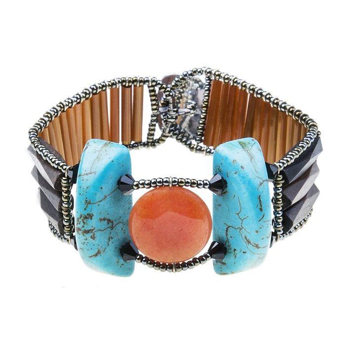 Bracelet Touro Sentado  Ref.:6079