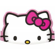 Hello Kitty Rainbow Tiara's, Pkt6, $11.95, A251417