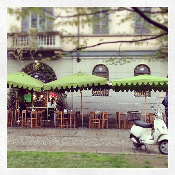 by @fede100s - La mia colazione preferita! #ilovemilano#milano#californiabakery#sweet#breakfast