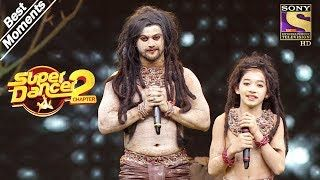 Super Dancer - Chapter 2 |  Akash Thapa's Bone-Breaking Act | Best Moments | lodynt.com |لودي نت فيديو شير