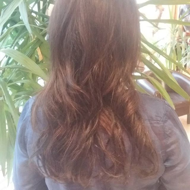 Top 100 hairstyles for women photos Extensions after cleaningcut 😊🙆🖒 #Hairstyles #friseur #Livestyle #hair #haarstudio #salon #hairstylist #colorist #diplomcolorist #veränderung #girl #hairdresser #fashion #neuetrends #hair #haarstudio #salon #greatlengs #haarverlängerung #brownhair #actor #coiffeur #London #modern #color #hairstylesforwomen #dresden #beauty See more http://wumann.com/top-100-hairstyles-for-women-photos/