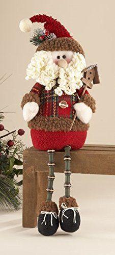 Delton Rustic Santa Claus Christmas Shelf Sitter with Button Legs Delton http://www.amazon.com/dp/B00OZVZ5R8/ref=cm_sw_r_pi_dp_6mjCub0RFJ0Q4