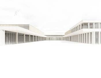 WB SISS_Wettbewerb Neubau Werkhof Sissach architektur herrigel schmidlin sia