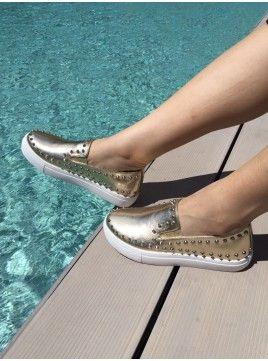 Sneakers Pinchos - Blanco
