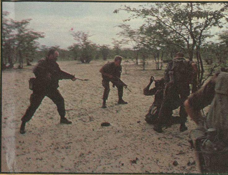 1981 Captured insurgents