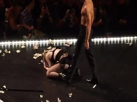 | @Madonna Official , 54, tries to shock in revealing lingerie... Daily Mail Online