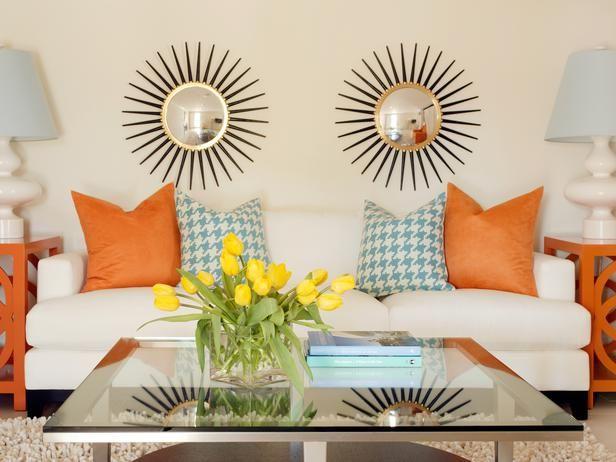 Summer Color: Fresh-squeezed Orange