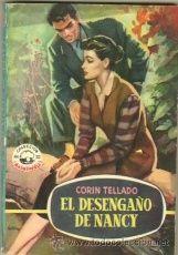 COLECCION MADREPERLA Nº 273 EDI.BRUGUERA 1954 - CORIN TELLADO -EL DESENGAÑO- LOZANO OLIVARES PORTADA