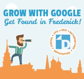Google is coming to #FrederickMD on Tuesday, August 25th.    What will you learn? Glad you asked!   Anything and everything search engine related, specifically in four areas:   - SEO (search engine optimization)  - PPC (pay per click advertising) - Local optimization (Google Maps)  - What's next: the most important trends Google sees that will impact your business  Register online today!