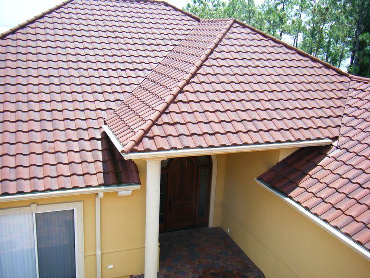 Gerard Stone Coated Steel Metal Roofing Barrel Vault