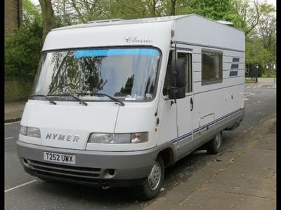 1999 HYMER B544 Diesel in Huddersfield | Auto Trader Motorhomes