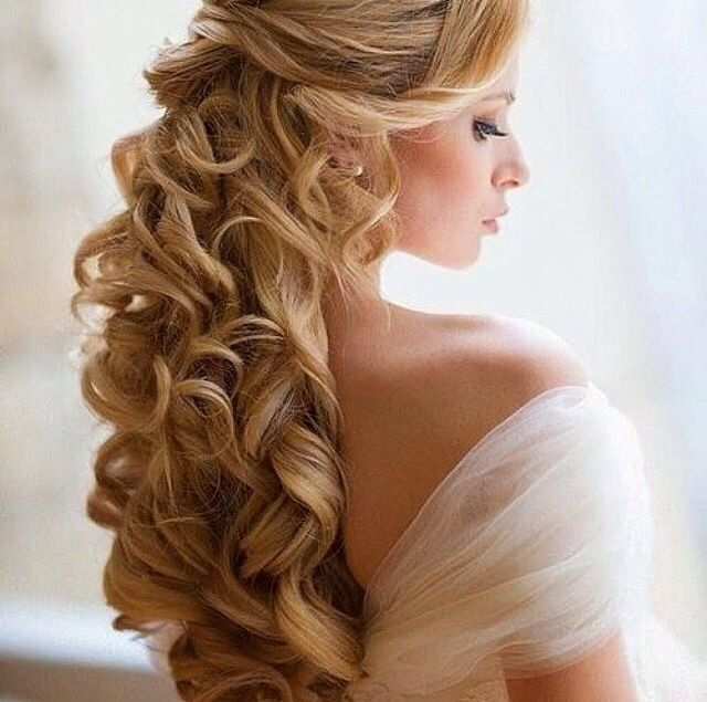 Excellent 1000 Images About Hair On Pinterest Long Curly Hair Hairstyles Hairstyle Inspiration Daily Dogsangcom