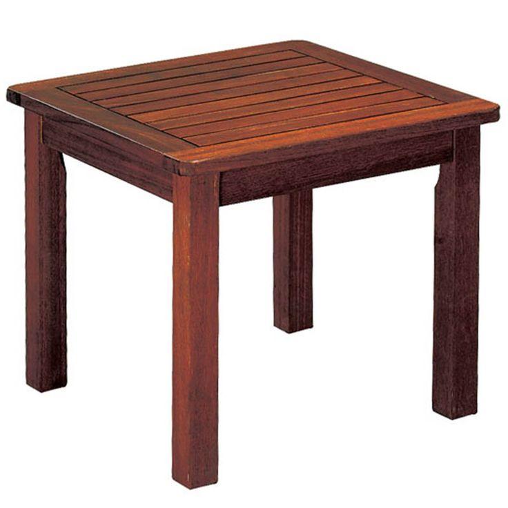 Garden coffee table Lugano 45x45x40