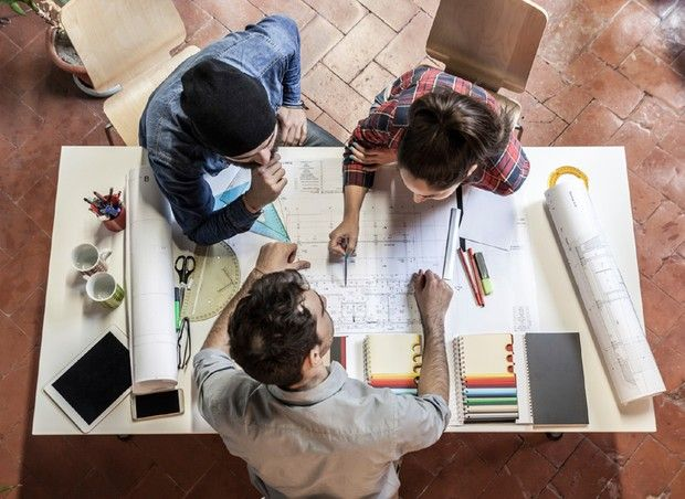 Novo post do Blog: Cuidados ao contratar um arquiteto