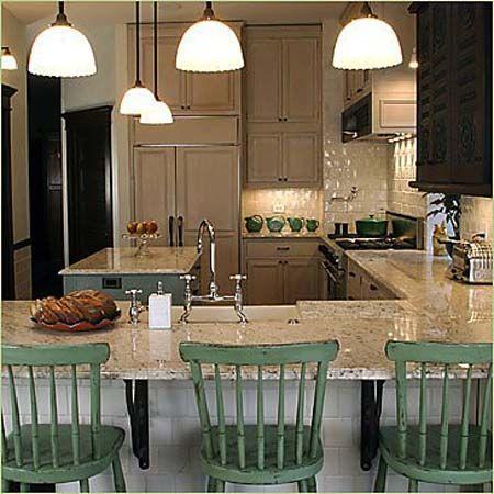 TASK lighting - kitchen