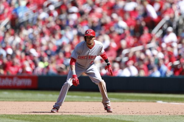 Cincinnati Magazine | Reds Blog | Stealing Wins | Photo courtesy Getty Images