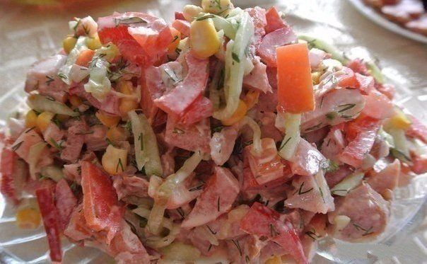 Салат «Парижель» Нереально вкусно! — В РИТМІ ЖИТТЯ