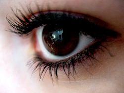 dark brown eyes                                                                                                                                                                                 More