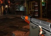 Kasabadaki Savaş ismini verdiğimiz oyunda en üst düzey nişancı olan karakteri yöneterek elindeki silah ile karşısına çıkacak düşmanlara ateş etmeli ve ortadan yok olmalarını sağlamalısınız. http://www.3doyuncu.com/kasabadaki-savas/