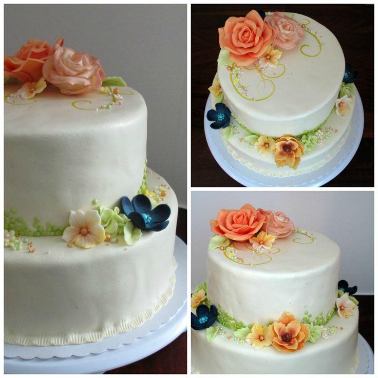 Cake for summer