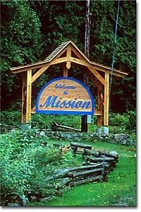 Mission BC, Fraser Valley, British Columbia, Canada