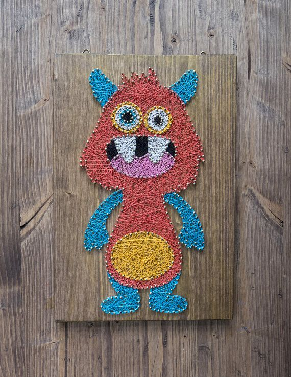 91 best string art images on pinterest spikes string for What can you make out of string