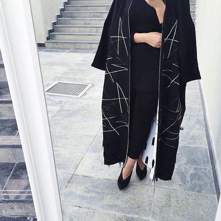 IG: KM.Collection || Modern Abaya Fashion || IG: Beautiifulinblack