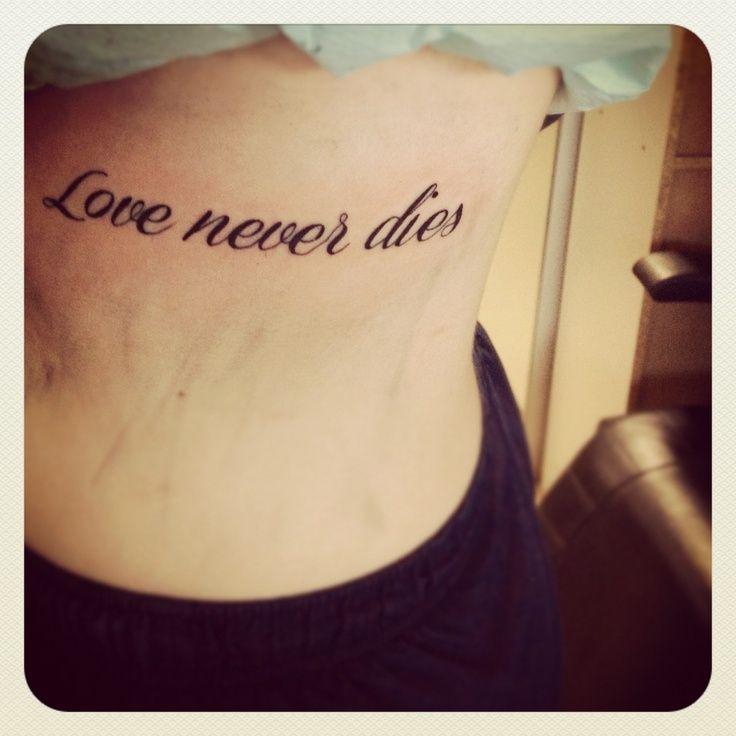 25+ Best Ideas About Tattoos On Ribs On Pinterest