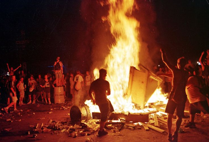 Throwback Thursday: Why Woodstock '99 Is Known As The Day Music Died - Sixteen years ago, followed by violence, rape and unequivocal chaos, Woodstock went down in flames.