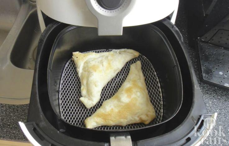 Verrukkelijke appelflappen maken in je Airfryer? Het kan!