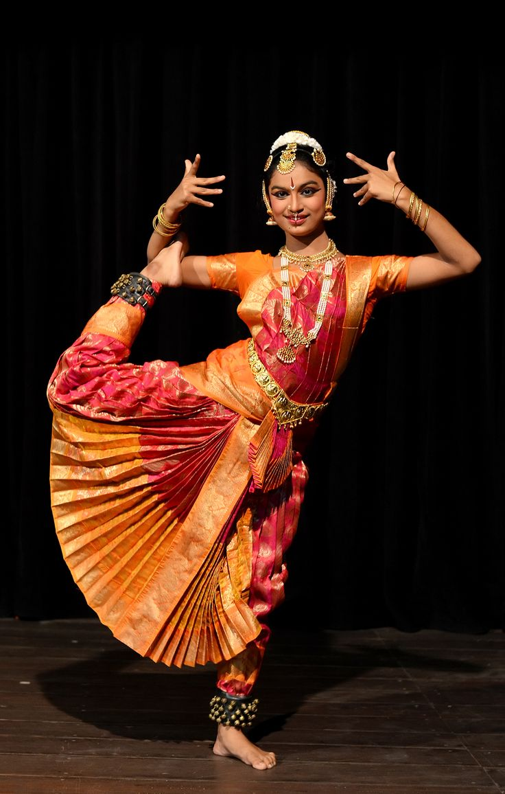 A classical Indian dancer has to learn to move all over again after she has part of her leg amputated after an accident.