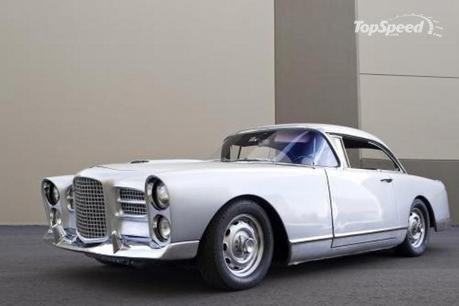 1960 Facel Vega HK500 Two Door Coupe.