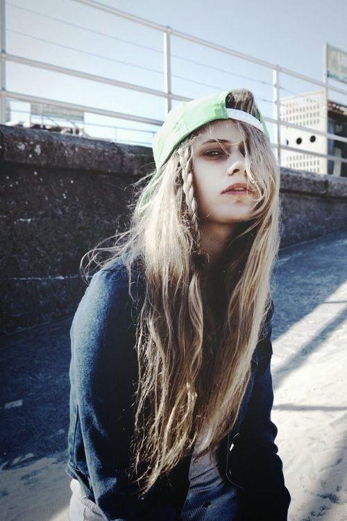 Grunge Street Cap - http://ninjacosmico.com/18-must-have-grunge-accessories-clothing/