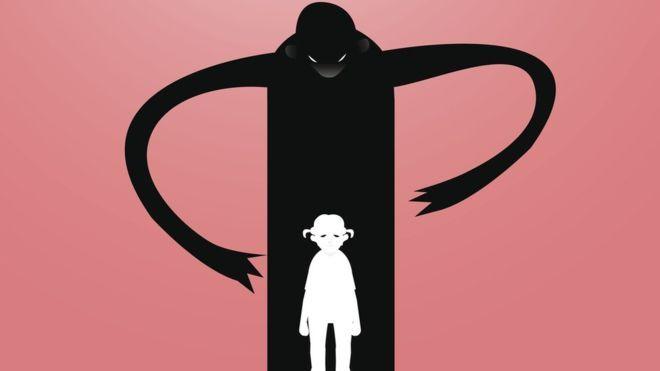 ما هي لعبة مومو المخيفة Bbc News عربي Symbols Ankh Art